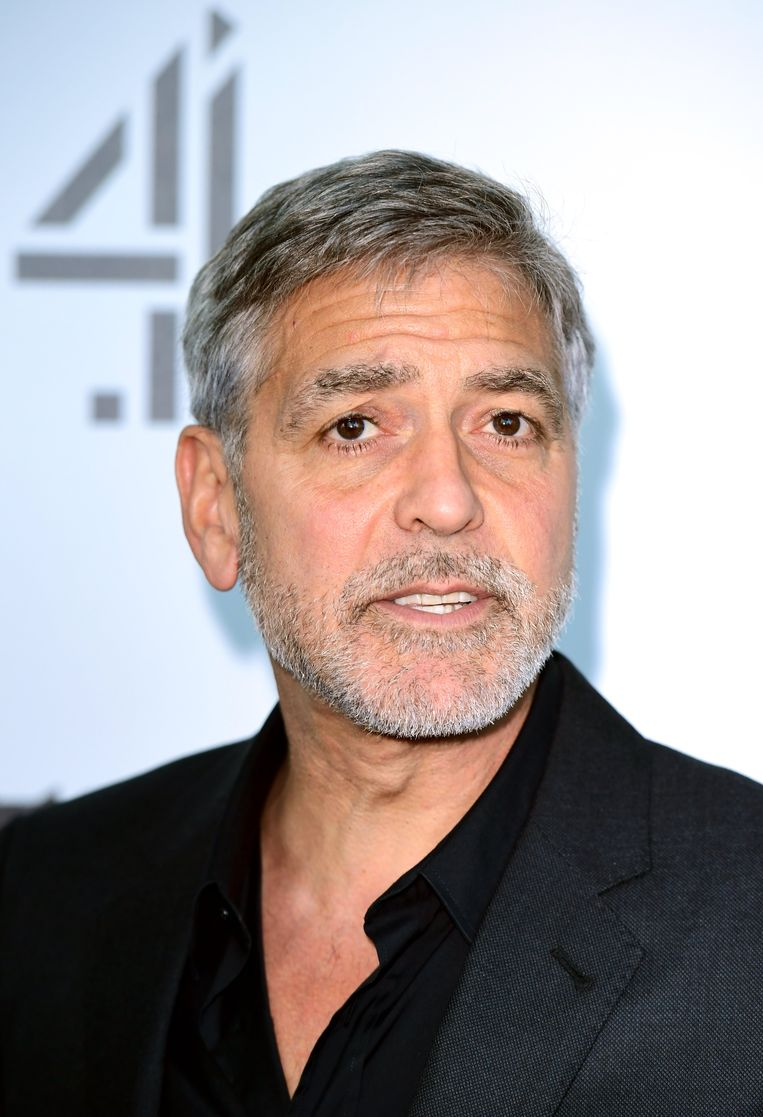 George Clooney hield een rugletsel over aan de opnames van een martelscène in 'Syriana'.
