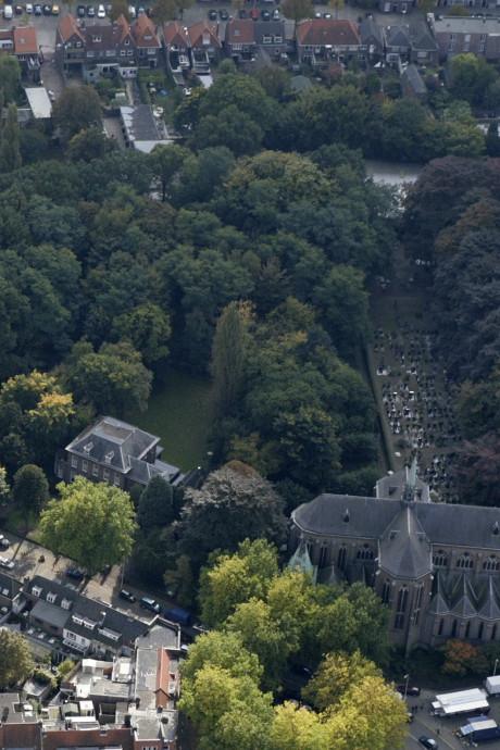 Parochie Eindhoven gaat verder met natuurbegraafplaats bij Trudokerk
