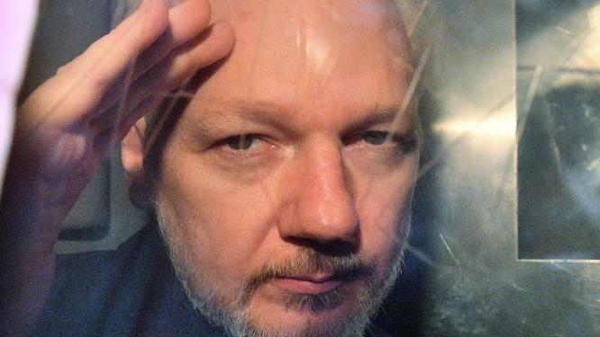 Julian Assange weer voor de rechter over uitlevering aan VS