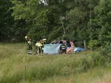 18-jarige bestuurder tragisch ongeval A59 nog steeds vast