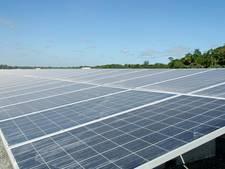 Gemeenteraad Losser tegen aanleg zonnepanelenpark