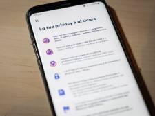 L'application de traçage anti-virus en tête des téléchargements en Italie