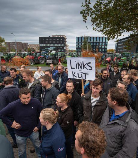 Boze boeren demonstreren donderdagavond in hartje Dronten, bij gemeente is 'niks gemeld'