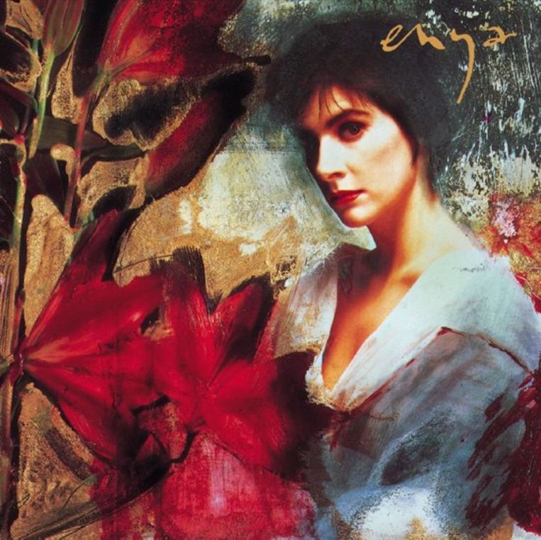 Enya's debuutalbum 'Watermark'.  Beeld