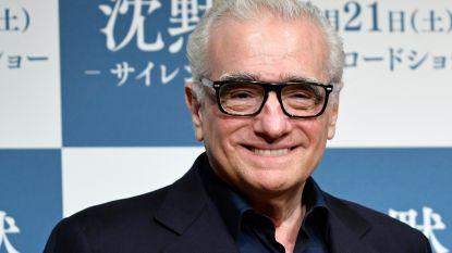 Martin Scorsese krijgt ere-prijs in Cannes