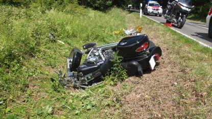 Motorrijder (63) sterft bij tragisch ongeval net over de grens in Duitsland