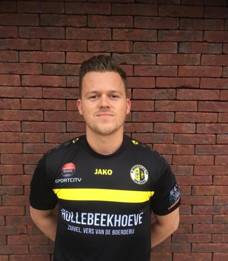 Stijn Derkx uit Heeze volgend seizoen spits bij Merksplas SK