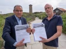 Massaal nee tegen een museum in het Nehalenniagebied Domburg