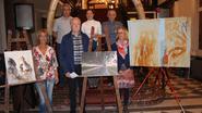 Winnaars groepsexpo IKIM gevierd