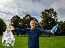 Wateringer wil in een jaar tijd een miljoen stuks afval inzamelen