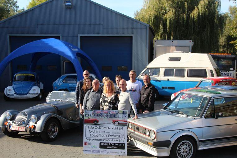 In de Nijverheidsstraat wordt voor de eerste keer een oldtimertreffen en autozoektocht georganiseerd.