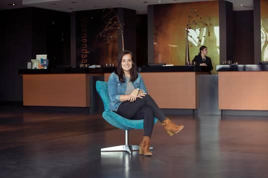 Nicole van Roekel (22) van The Budget Life: 'Ik vind het wel een grappig verschijnsel.'