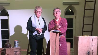 Adriaen Brouwer zegt 'Adieu' op theaterzolder van gerenoveerd schooltje van Heurne