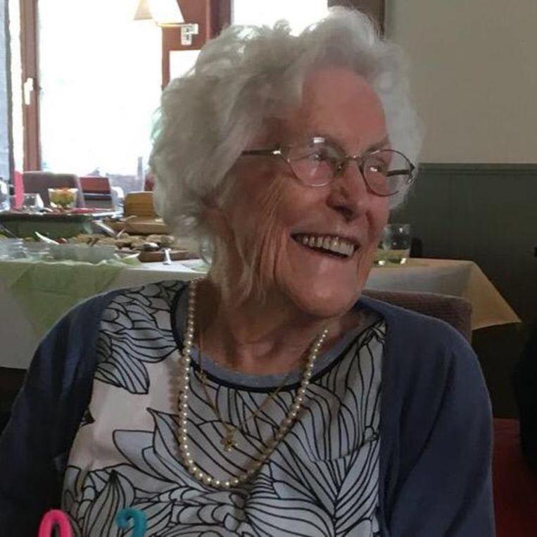 Margriet Fogen was met haar 104 jaar de oudste Schotenaar.