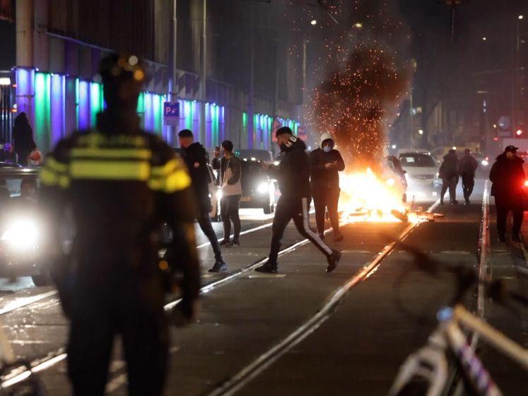 Onrust en rellen in meerdere steden als protest tegen avondklok