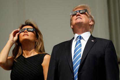 VS in de ban van de 'Great American Eclipse'