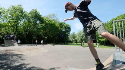 Nieuw skatepark in beton gaat officieel open