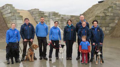Dogs On Search zoekt locaties om speurhonden te trainen