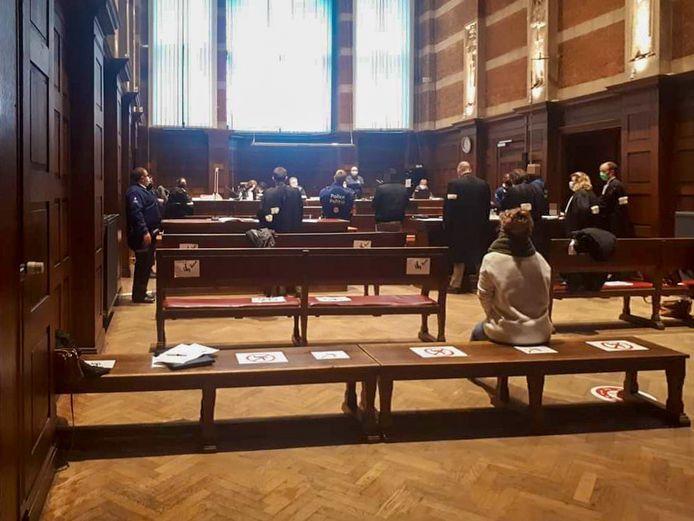 De rechter oordeelde streng voor de poging gijzeling van een cipier.