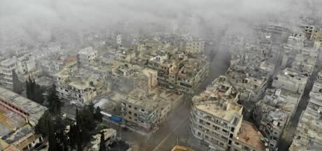 'Turkije bestookt Syrische troepen in Idlib'