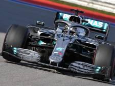 Hamilton remporte le GP de Russie, le doublé pour Mercedes