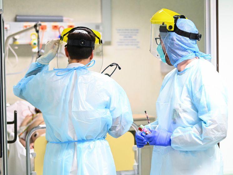 OVERZICHT. Cijfers stijgen verder: absoluut dagrecord klimt ruim boven 20.000 besmettingen, dagelijks nu 636 coronapatiënten in ziekenhuis opgenomen