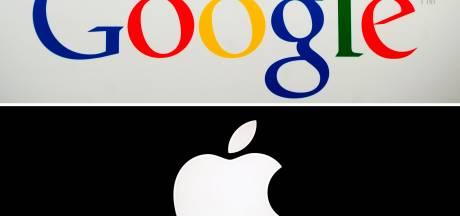 Apple en Google gaan corona-app Rutte mogelijk maken