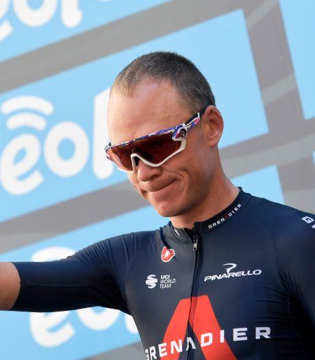 Ineos-Grenadiers met afscheidnemende Froome en Van Baarle in Vuelta