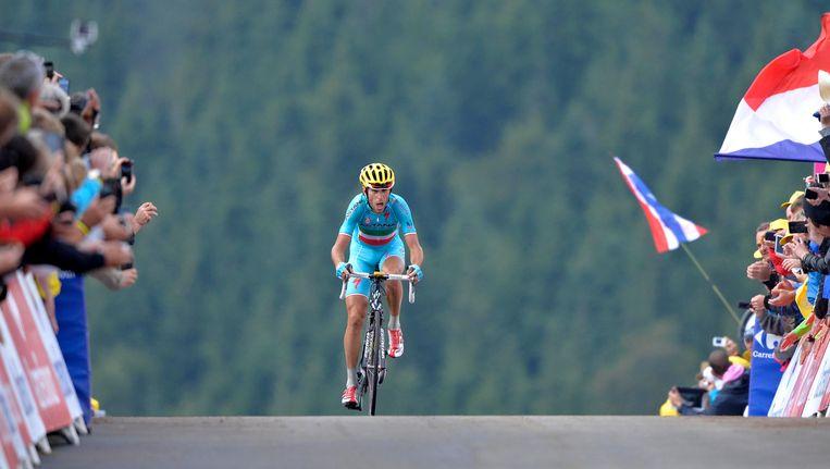 In 2014 won Vincenzo Nibali op La Planche.