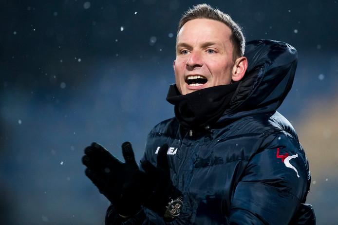 NEC-coach Pepijn Lijnders.