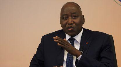 Premier Ivoorkust wordt onwel tijdens vergadering en sterft