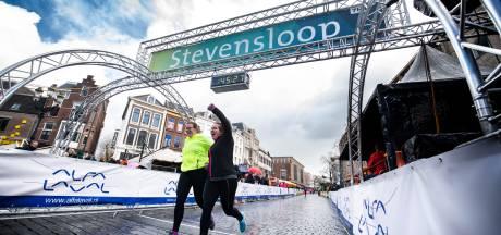 Met een nieuwe route door de stad heeft de Stevensloop een NK-waardig parcours
