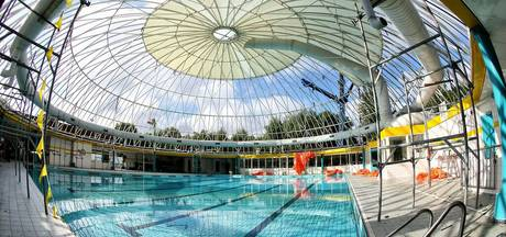 Beek en Donk heeft weer even openluchtzwembad