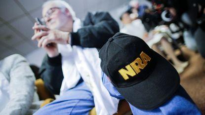 """""""Minder verwondingen door vuurwapens in VS tijdens jaarlijkse NRA-conferenties"""""""