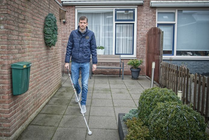 Stefan Sanderse uit Vlissingen.