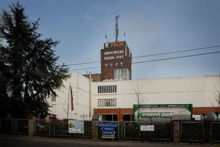 Brouwerij Palm in Steenhuffel.