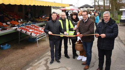 Wekelijkse markt start in Poederlee