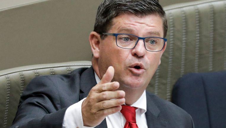 Vlaams minister van Energie Bart Tommelein (Open Vld).