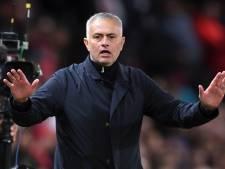 Mourinho ook in hoger beroep vrijuit