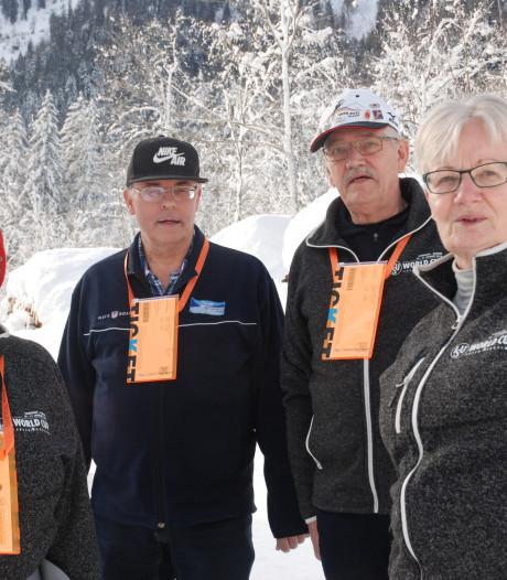 Gerrit en Hermien uit Holten: Liefde voor schaatsen werd dertig jaar geleden liefde voor elkaar