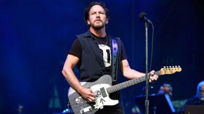 Pearl Jam op de bres voor daklozen