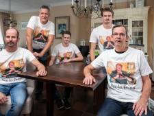 Familie en vrienden lopen De 80 als eerbetoon aan Frans: 'Hij is in het harnas gestorven'
