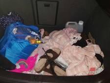 Zwangere dievegge  gepakt met 900 euro (!) aan gestolen spul uit ... de Primark
