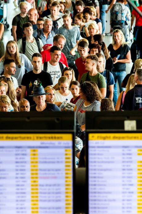 Opnieuw meer reizigers voor Nederlandse luchthavens