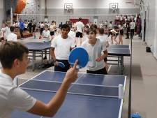 Deze Cuijkse leerlingen kunnen hun energie kwijt tijdens sportinstuif