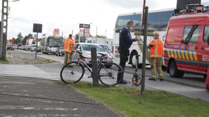 Bejaarde fietser in levensgevaar na verkeersongeval in Roeselare, automobiliste onder invloed van drugs