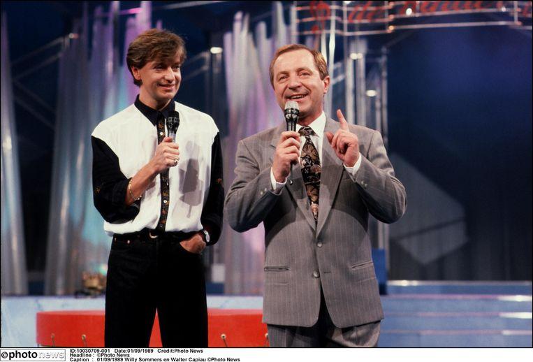 1989 - Willy Sommers en Walter Capiau