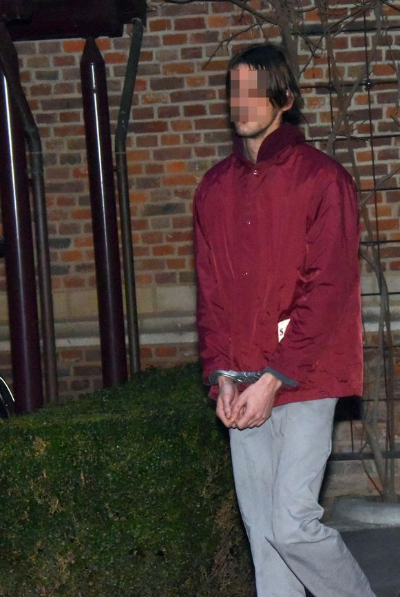 Moordverdachte Tom P.