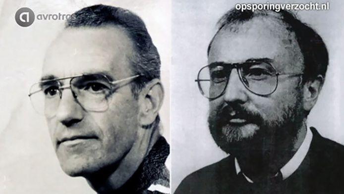 De 56-jarige Theo van Lente en de 47-jarige Hans Kaptein werden in het Kralingse Bos vermoord.