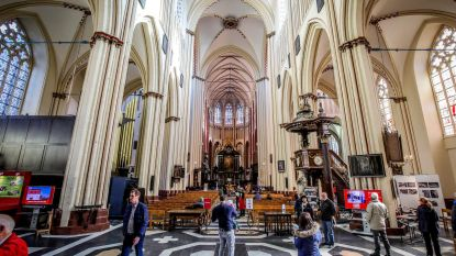 """Wat bij brand in Brugse kathedraal of kerk? """"De Madonna met Kind van Michelangelo kunnen we alleen beschermen met een branddeken"""""""